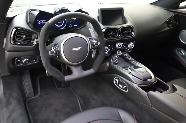 New 2020 Aston Martin Vantage Coupe for sale $181,981 at Aston Martin of Greenwich in Greenwich CT 06830 13
