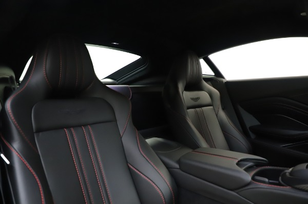 New 2020 Aston Martin Vantage Coupe for sale $181,981 at Aston Martin of Greenwich in Greenwich CT 06830 18