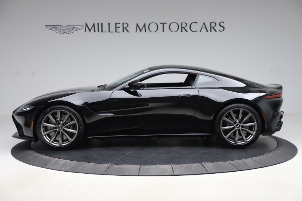 New 2020 Aston Martin Vantage Coupe for sale $181,981 at Aston Martin of Greenwich in Greenwich CT 06830 2