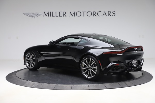 New 2020 Aston Martin Vantage Coupe for sale $181,981 at Aston Martin of Greenwich in Greenwich CT 06830 3