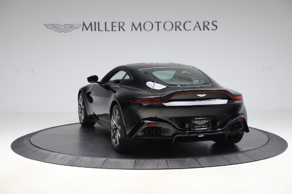 New 2020 Aston Martin Vantage Coupe for sale $181,981 at Aston Martin of Greenwich in Greenwich CT 06830 4