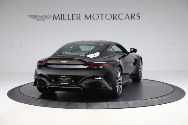 New 2020 Aston Martin Vantage Coupe for sale $181,981 at Aston Martin of Greenwich in Greenwich CT 06830 6