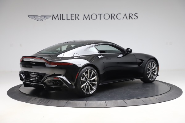 New 2020 Aston Martin Vantage Coupe for sale $181,981 at Aston Martin of Greenwich in Greenwich CT 06830 7