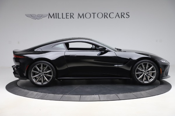 New 2020 Aston Martin Vantage Coupe for sale $181,981 at Aston Martin of Greenwich in Greenwich CT 06830 8