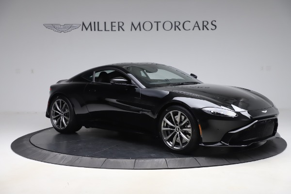 New 2020 Aston Martin Vantage Coupe for sale $181,981 at Aston Martin of Greenwich in Greenwich CT 06830 9