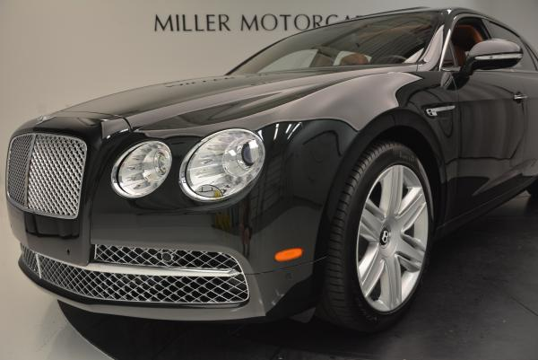 Used 2016 Bentley Flying Spur W12 for sale Sold at Aston Martin of Greenwich in Greenwich CT 06830 22