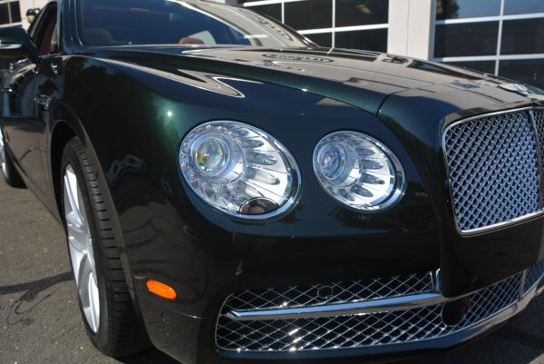 Used 2016 Bentley Flying Spur W12 for sale Sold at Aston Martin of Greenwich in Greenwich CT 06830 7