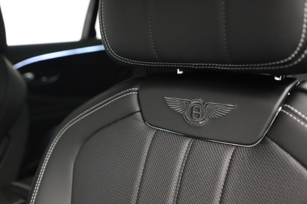 New 2020 Bentley Flying Spur W12 for sale $261,615 at Aston Martin of Greenwich in Greenwich CT 06830 21
