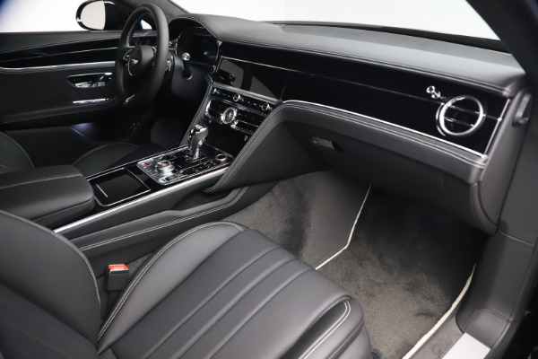 New 2020 Bentley Flying Spur W12 for sale $261,615 at Aston Martin of Greenwich in Greenwich CT 06830 27