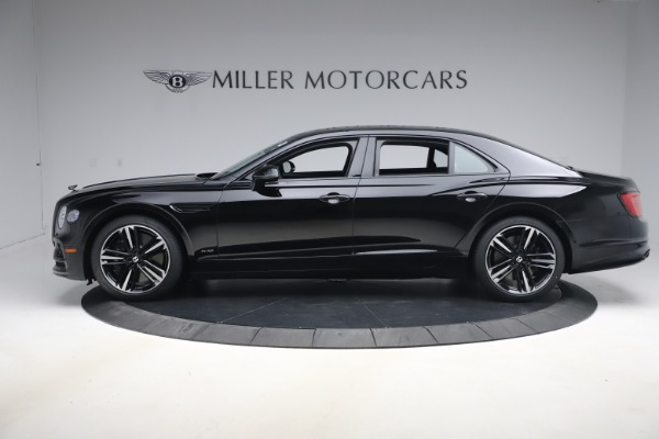 New 2020 Bentley Flying Spur W12 for sale $261,615 at Aston Martin of Greenwich in Greenwich CT 06830 3