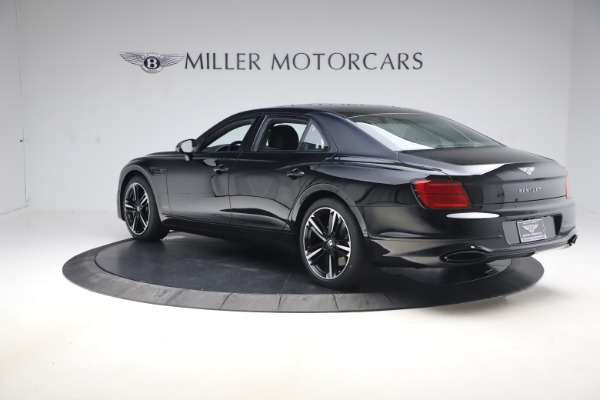 New 2020 Bentley Flying Spur W12 for sale $261,615 at Aston Martin of Greenwich in Greenwich CT 06830 5