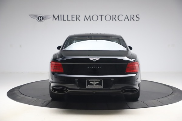 New 2020 Bentley Flying Spur W12 for sale $261,615 at Aston Martin of Greenwich in Greenwich CT 06830 6