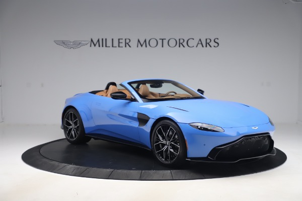 New 2021 Aston Martin Vantage Roadster for sale Call for price at Aston Martin of Greenwich in Greenwich CT 06830 10