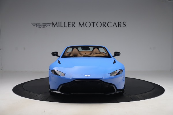 New 2021 Aston Martin Vantage Roadster for sale Call for price at Aston Martin of Greenwich in Greenwich CT 06830 11