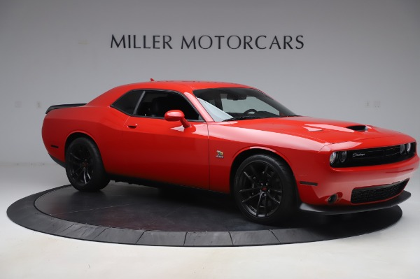 Used 2019 Dodge Challenger R/T Scat Pack for sale $48,900 at Aston Martin of Greenwich in Greenwich CT 06830 10
