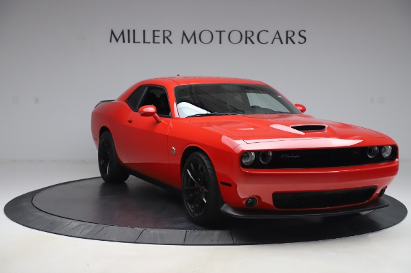 Used 2019 Dodge Challenger R/T Scat Pack for sale $48,900 at Aston Martin of Greenwich in Greenwich CT 06830 11