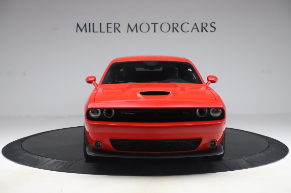 Used 2019 Dodge Challenger R/T Scat Pack for sale $48,900 at Aston Martin of Greenwich in Greenwich CT 06830 12