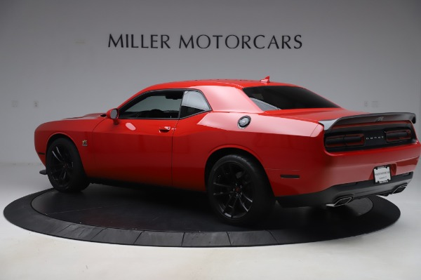 Used 2019 Dodge Challenger R/T Scat Pack for sale $48,900 at Aston Martin of Greenwich in Greenwich CT 06830 4