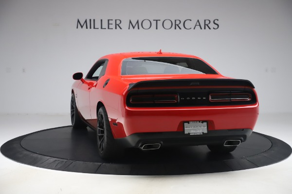 Used 2019 Dodge Challenger R/T Scat Pack for sale $48,900 at Aston Martin of Greenwich in Greenwich CT 06830 5