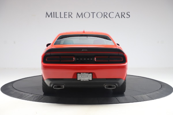 Used 2019 Dodge Challenger R/T Scat Pack for sale $48,900 at Aston Martin of Greenwich in Greenwich CT 06830 6