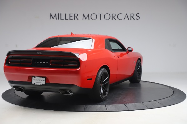 Used 2019 Dodge Challenger R/T Scat Pack for sale $48,900 at Aston Martin of Greenwich in Greenwich CT 06830 7