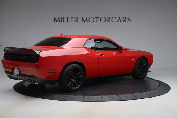 Used 2019 Dodge Challenger R/T Scat Pack for sale $48,900 at Aston Martin of Greenwich in Greenwich CT 06830 8