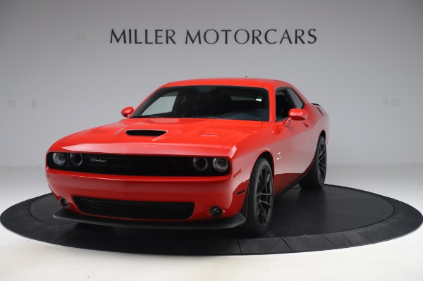 Used 2019 Dodge Challenger R/T Scat Pack for sale $48,900 at Aston Martin of Greenwich in Greenwich CT 06830 1