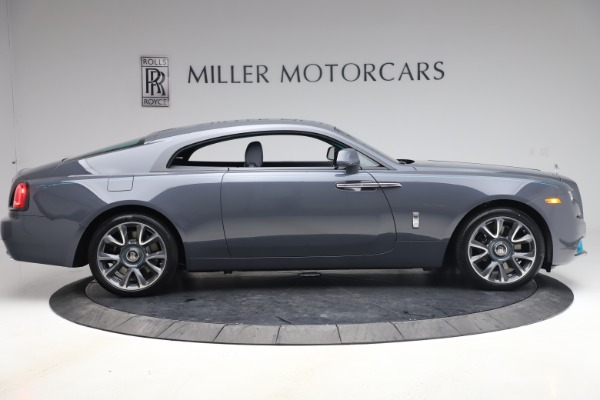 New 2021 Rolls-Royce Wraith KRYPTOS for sale Sold at Aston Martin of Greenwich in Greenwich CT 06830 10