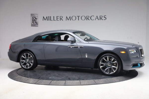 New 2021 Rolls-Royce Wraith KRYPTOS for sale Sold at Aston Martin of Greenwich in Greenwich CT 06830 11