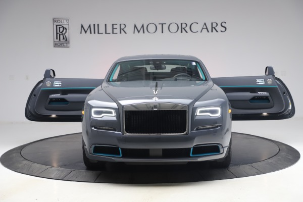 New 2021 Rolls-Royce Wraith KRYPTOS for sale Sold at Aston Martin of Greenwich in Greenwich CT 06830 13