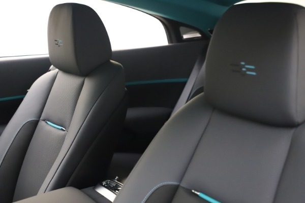 New 2021 Rolls-Royce Wraith KRYPTOS for sale Sold at Aston Martin of Greenwich in Greenwich CT 06830 14