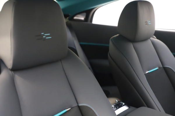 New 2021 Rolls-Royce Wraith KRYPTOS for sale Sold at Aston Martin of Greenwich in Greenwich CT 06830 15