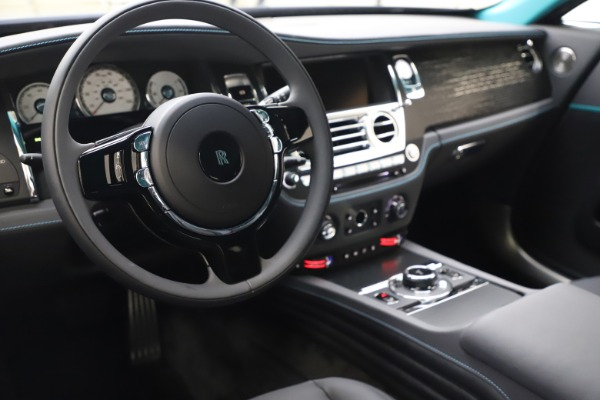 New 2021 Rolls-Royce Wraith KRYPTOS for sale Sold at Aston Martin of Greenwich in Greenwich CT 06830 16
