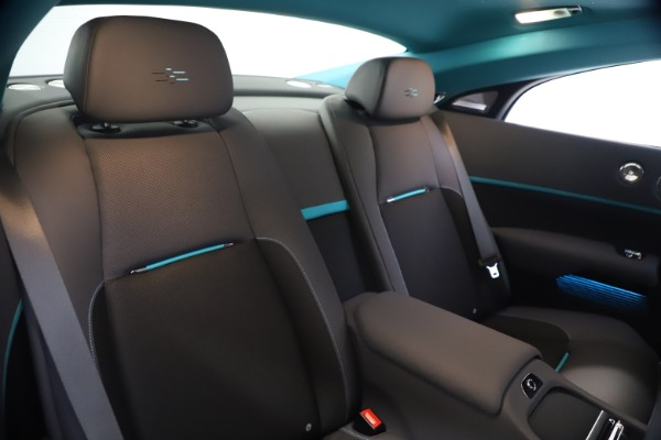 New 2021 Rolls-Royce Wraith KRYPTOS for sale Sold at Aston Martin of Greenwich in Greenwich CT 06830 18