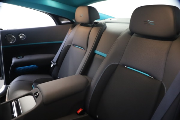 New 2021 Rolls-Royce Wraith KRYPTOS for sale Sold at Aston Martin of Greenwich in Greenwich CT 06830 19