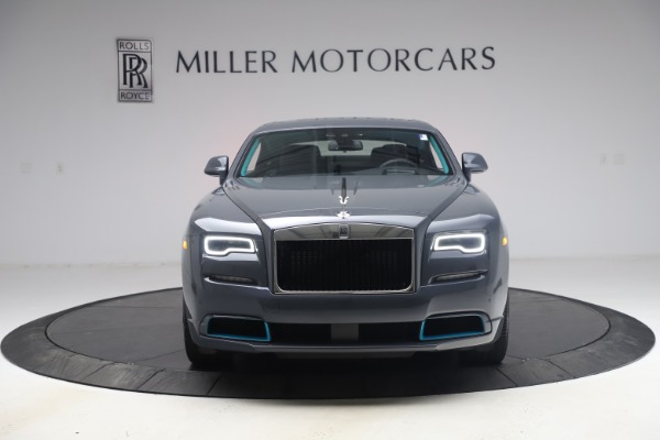 New 2021 Rolls-Royce Wraith KRYPTOS for sale Sold at Aston Martin of Greenwich in Greenwich CT 06830 2