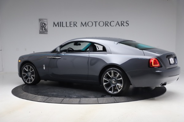 New 2021 Rolls-Royce Wraith KRYPTOS for sale Sold at Aston Martin of Greenwich in Greenwich CT 06830 5
