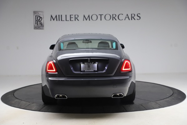 New 2021 Rolls-Royce Wraith KRYPTOS for sale Sold at Aston Martin of Greenwich in Greenwich CT 06830 7