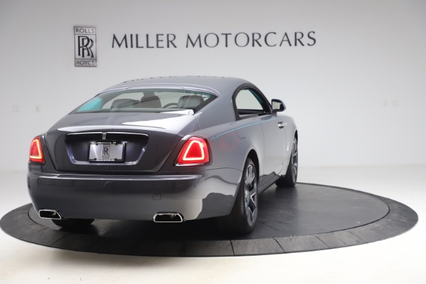 New 2021 Rolls-Royce Wraith KRYPTOS for sale Sold at Aston Martin of Greenwich in Greenwich CT 06830 8