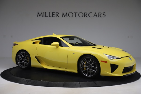 Used 2012 Lexus LFA for sale Sold at Aston Martin of Greenwich in Greenwich CT 06830 10