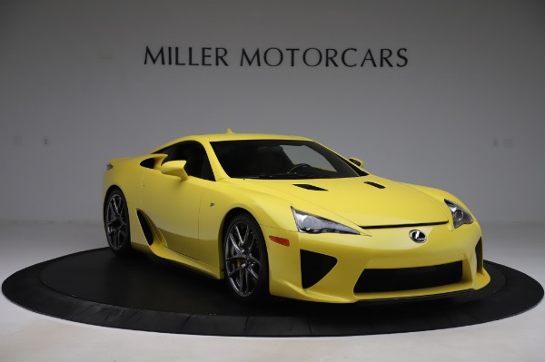 Used 2012 Lexus LFA for sale $509,900 at Aston Martin of Greenwich in Greenwich CT 06830 11