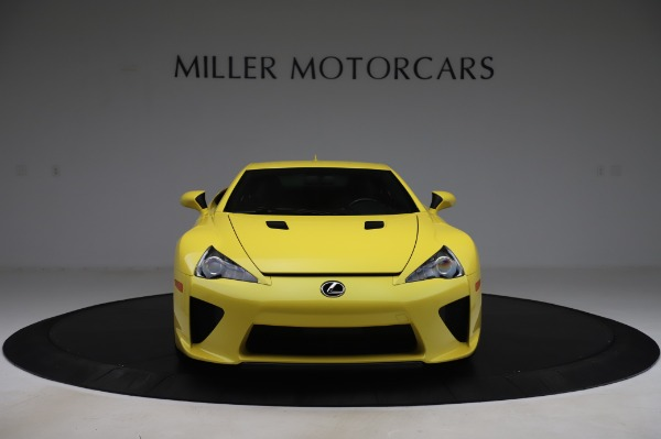 Used 2012 Lexus LFA for sale $509,900 at Aston Martin of Greenwich in Greenwich CT 06830 12