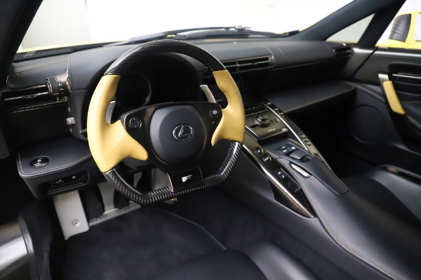 Used 2012 Lexus LFA for sale Sold at Aston Martin of Greenwich in Greenwich CT 06830 13