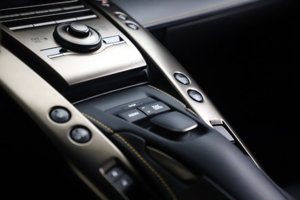 Used 2012 Lexus LFA for sale Sold at Aston Martin of Greenwich in Greenwich CT 06830 19