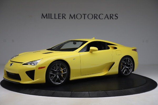Used 2012 Lexus LFA for sale $509,900 at Aston Martin of Greenwich in Greenwich CT 06830 2