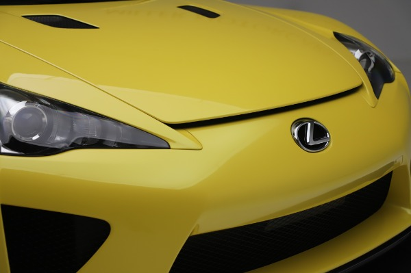 Used 2012 Lexus LFA for sale Sold at Aston Martin of Greenwich in Greenwich CT 06830 24