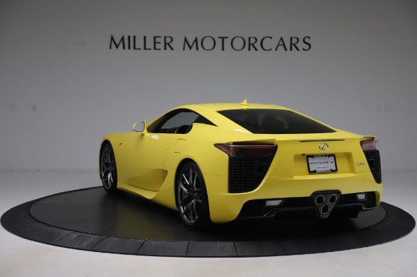 Used 2012 Lexus LFA for sale Sold at Aston Martin of Greenwich in Greenwich CT 06830 5