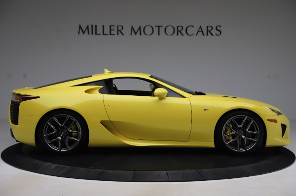 Used 2012 Lexus LFA for sale $509,900 at Aston Martin of Greenwich in Greenwich CT 06830 9