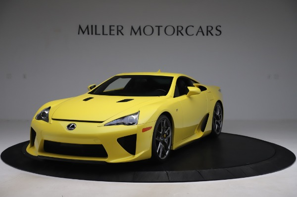 Used 2012 Lexus LFA for sale Sold at Aston Martin of Greenwich in Greenwich CT 06830 1