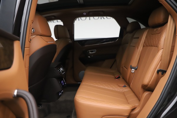 Used 2017 Bentley Bentayga W12 for sale Sold at Aston Martin of Greenwich in Greenwich CT 06830 21